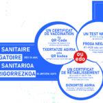 Pass sanitarioa… Derrigorrezkoa !